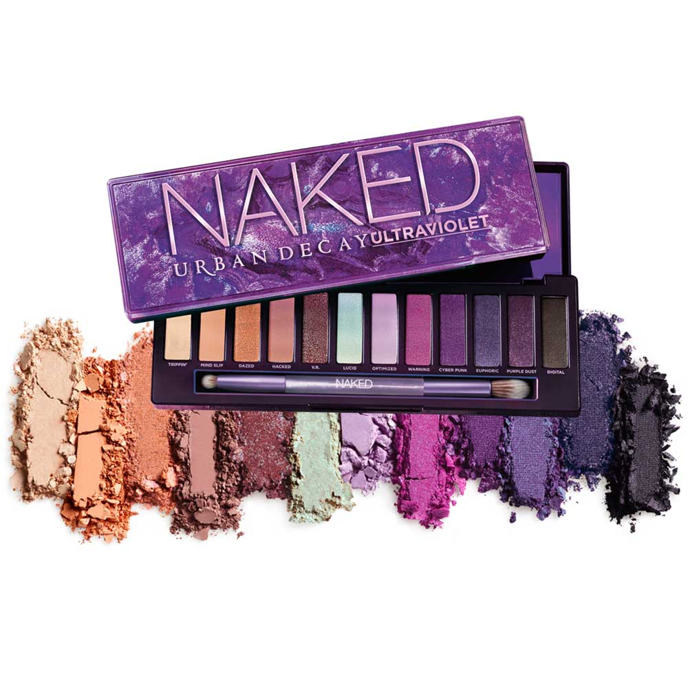 Naked Ultraviolet Eyeshadow Palette de Urban Decay