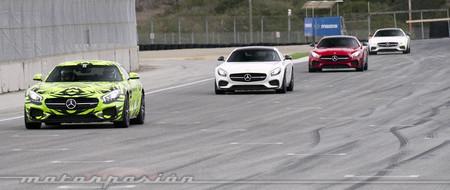 Mercedes-AMG GT S, toma de contacto