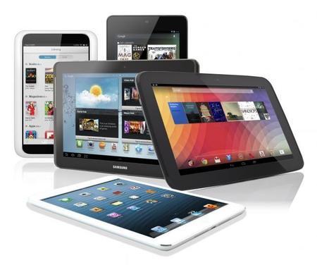 Según Gartner, el 62% del mercado de tablets es de Android