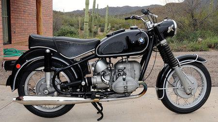 Así se anunciaban las BMW en los sesenta