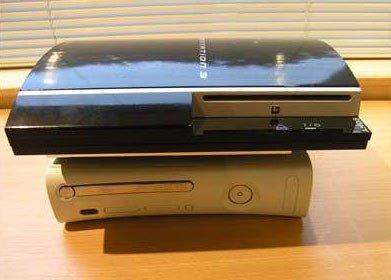 El verdadero tamaño de PlayStation 3