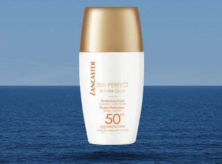 Lancaster lanza Sun Perfect, una gama de protectores faciales que también son tratamiento antiedad