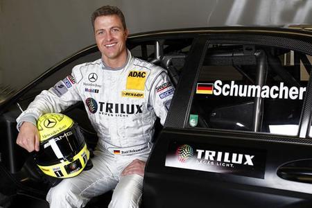 Ralf Schumacher se retira de la competición