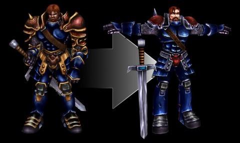Dungeon Duel, el RTS abandonado