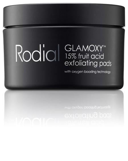 Rodial presenta Glamoxy 15% Fruit Acid, sus toallitas exfoliantes con ácido de frutas