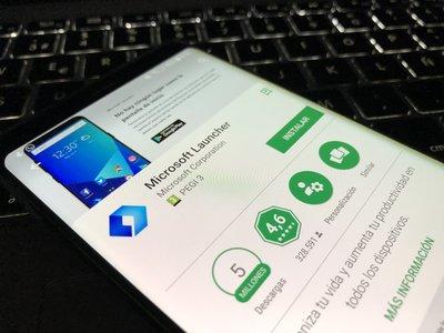 Microsoft Launcher se actualiza a la versión 4.5 con nuevas funciones e importantes mejoras estéticas