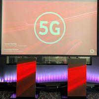 Vodafone ya cuenta con 85 antenas 5G en seis ciudades: venderá móviles 5G de Huawei, Samsung, Xiaomi y LG