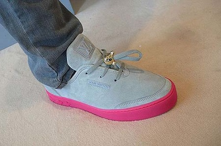 Sneakers para ellas de LV, by Kanye West