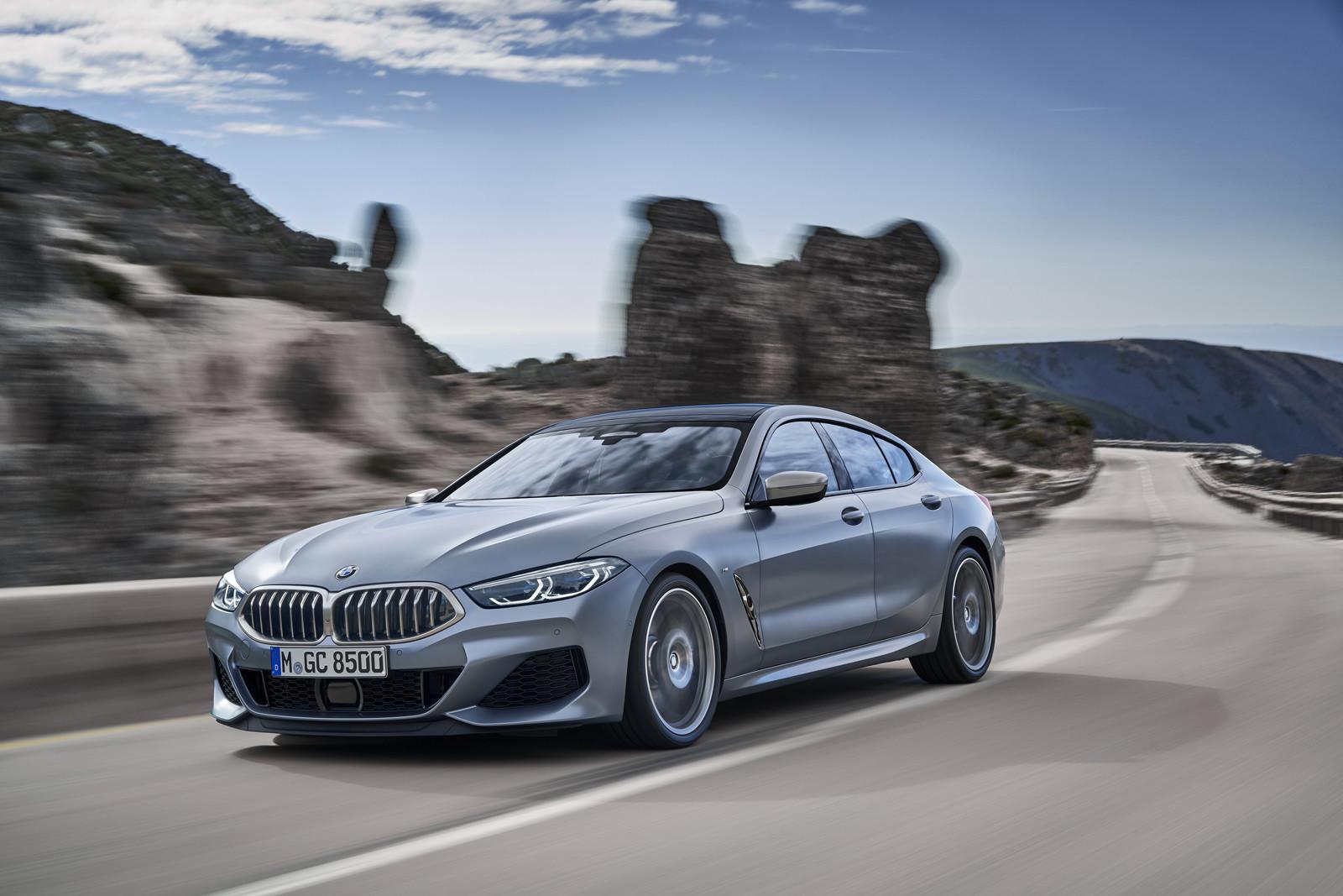 Foto de BMW Serie 8 Gran Coupé (presentación) (112/159)