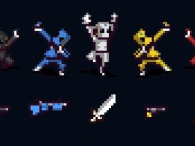 Chroma Squad ahora será multiplataforma en el 2017