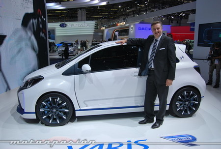 """""""Toyota hoy no tiene ningún plan de acabar con el motor Diesel"""". Entrevista a Daniele Schillaci (Toyota Motor Europe)"""