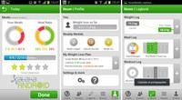Noom, una aplicación para Android que ayuda a perder peso