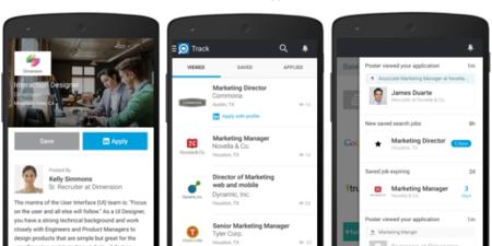 LinkedIn nos ayudará a encontrar trabajo desde nuestro Android con Job Search