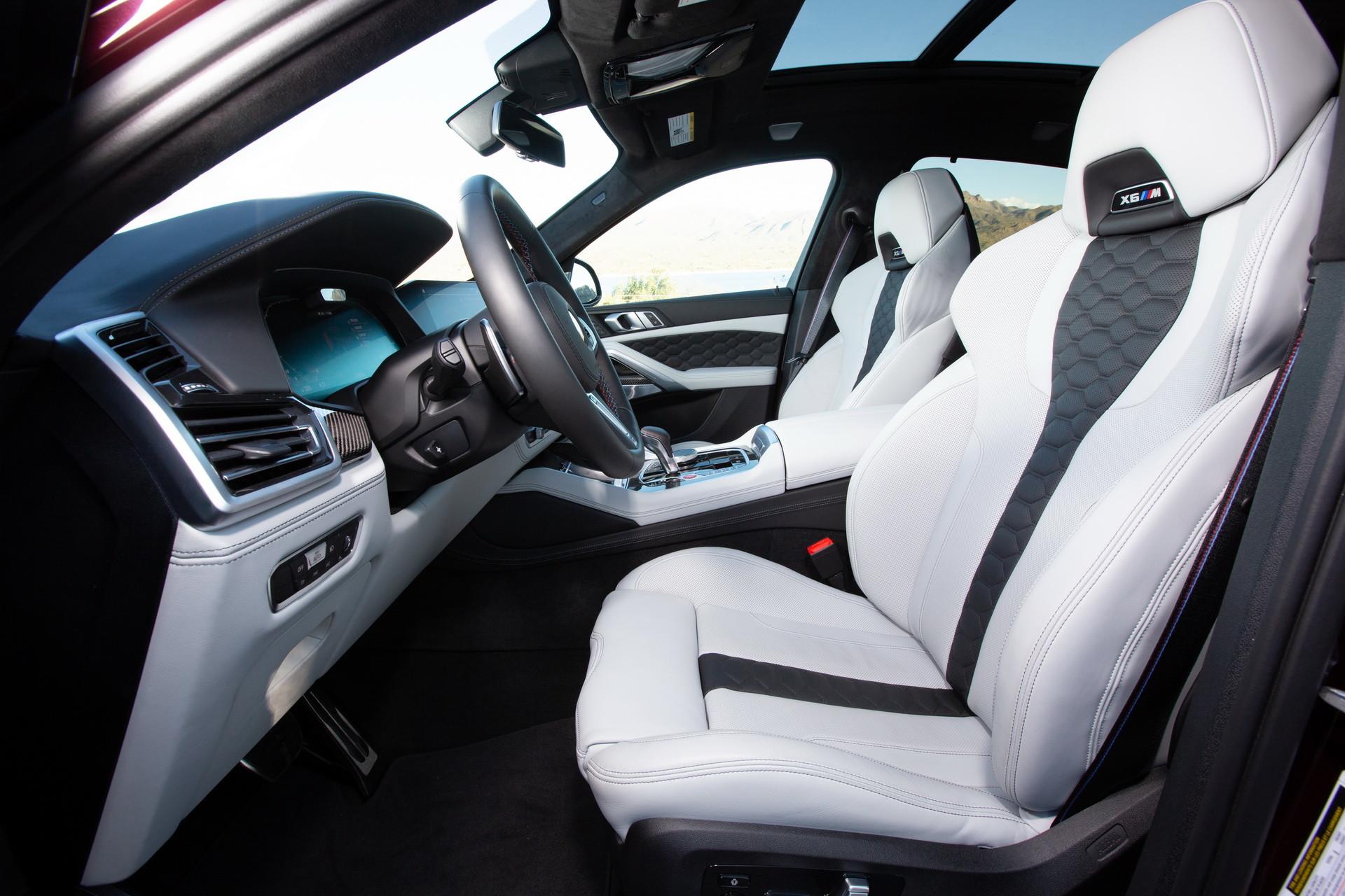 Foto de BMW X5 y X6 M Competition (27/31)