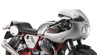 Kit especial para la Moto Guzzi V 7 Racer, recordando a la Moto Guzzi V 7 Record