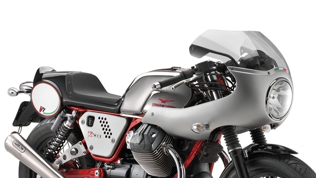 Moto Guzzi V 7 Racer Kit Record