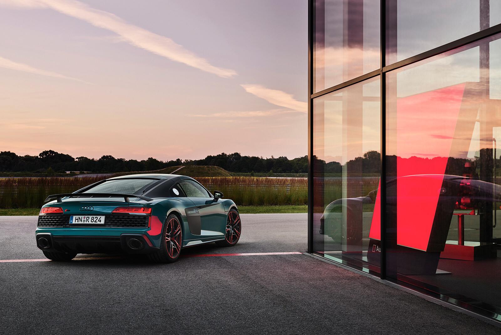 Foto de Audi R8 Green Hell (7/25)