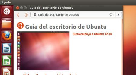 Guía de usuario de Ubuntu 12.10