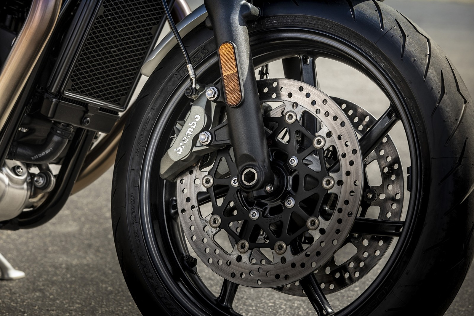 Foto de Triumph Speed Twin 2019 (28/37)