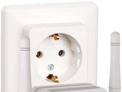 Aumenta la cobertura WiFi de tu hogar por 17,99€ con este Netgear N300