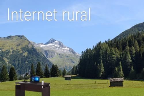 Internet rural: comparativa de precios y alternativas mediante satélite, 4G, WiMax o ADSL