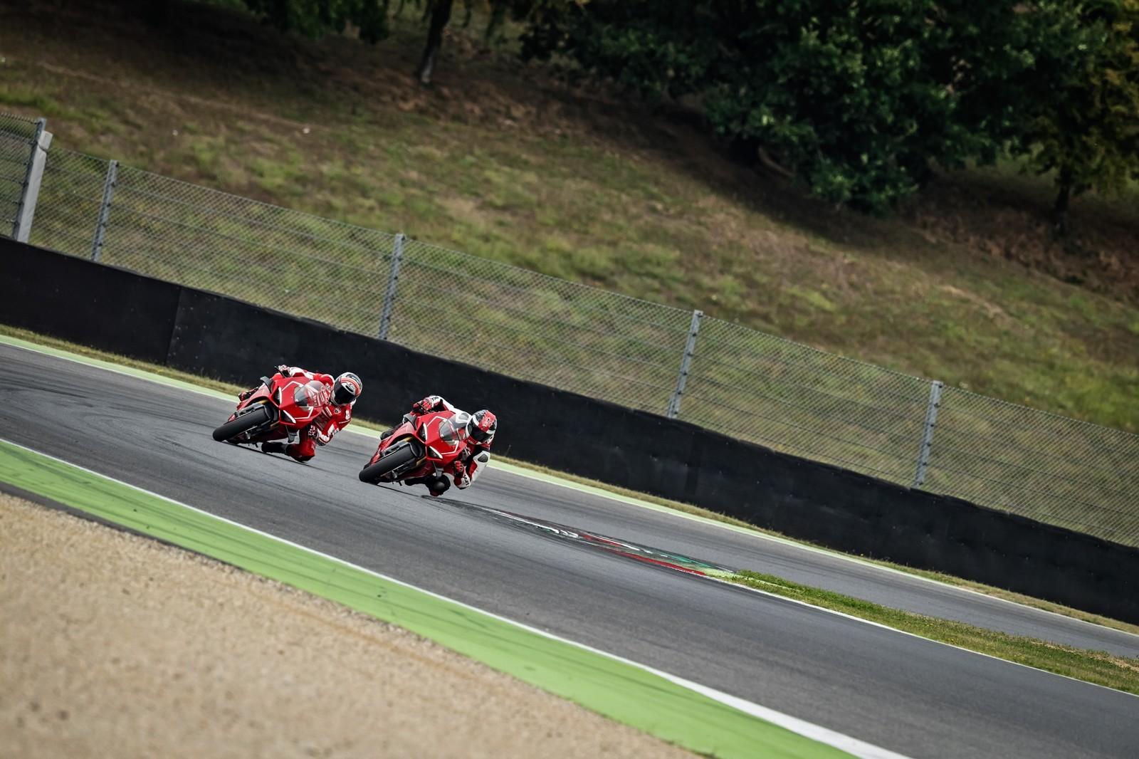 Foto de Ducati Panigale V4 R 2019 (18/87)