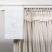 Slide automatiza la apertura de tus cortinas para que lo hagas desde el móvil
