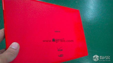 Supuestas imágenes del tablet de Nokia con Windows RT previsto para septiembre