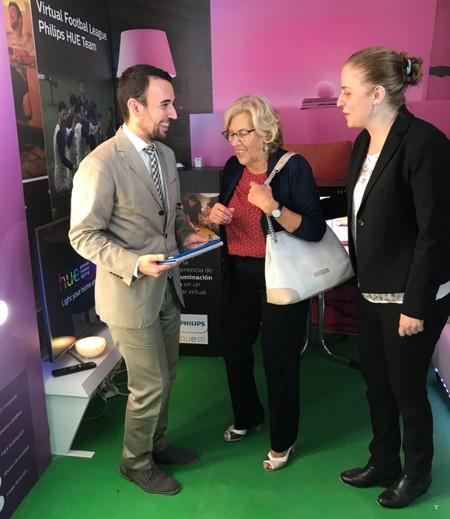 Conectividad y eficiencia energética, las propuestas de iluminación de Philips Lighting para Rehabitar Madrid