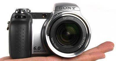 Sony Cybershot DSC-H2, a revisión