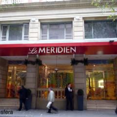 Foto 3 de 7 de la galería hotel-le-meridien en Decoesfera