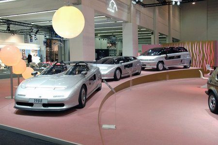 Italdesign exhibe 11 coches en Techno Classica Essen