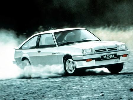 Opel Manta Cc Gsi