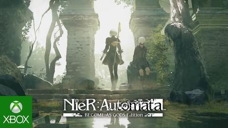 NieR:Automata BECOME AS GODS Edition: todas las novedades y contenidos que llegarán a Xbox en este tráiler [E3 2018]