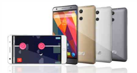 Elephone Pioneer: 5,5 pulgadas a 1080p, 3 GB de RAM y 3450 mAh de batería por 220 euros