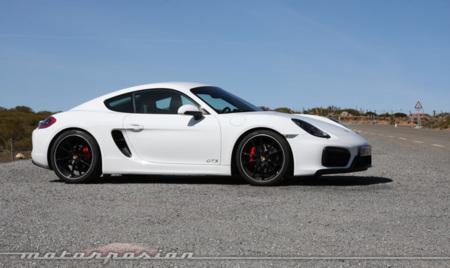 Porsche Cayman GTS, prueba (parte 1)