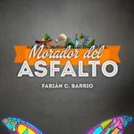Morador del Asfalto: Fabián Barrio vuelve a la carga