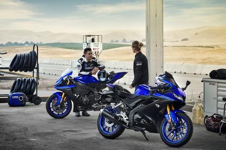 Yamaha Yzf R125 2019 010