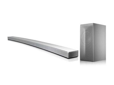 LG LAS855M, una barra de sonido para tu TV curva, por 379 euros en PCComponentes