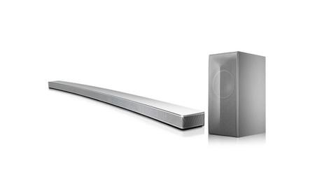 Más barata todavía: la barra de sonido curva LG LAS855M, ahora en PCComponentes por 349 euros