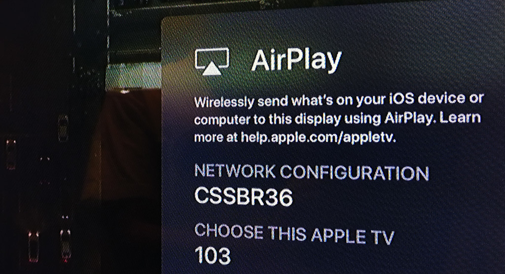 How to send videos from Android to an Apple TV using AirPlay