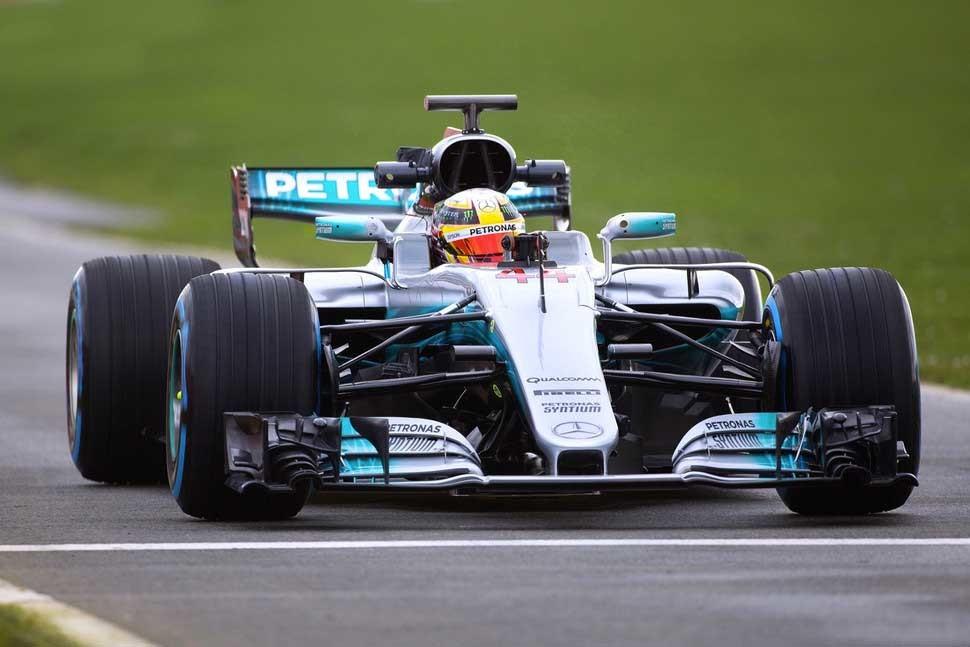 Mercedes F1 W08 EQ Power+