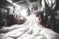 En fotografía de bodas el tamaño importa: cuanto más grande sea la cámara, mejor