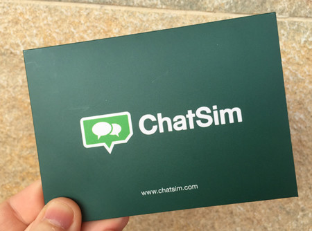 ChatSim y sus enrevesadas condiciones de uso