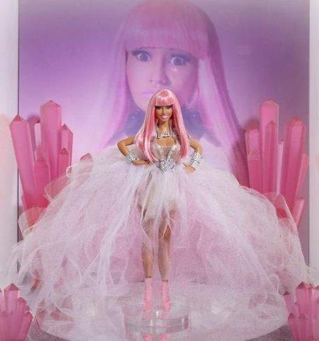 Las Barbies de Nicki Minaj y Katy Perry, ¡me las pido para reyes!