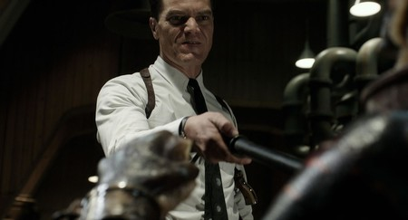 Michael Shannon In The Shape Of Watere