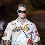 Bólidos vintage: el estampado que será tendencia gracias a la semana de la moda de Milán