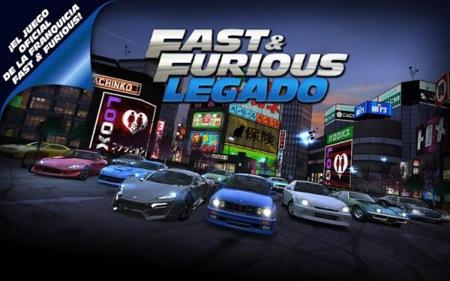 Fast & Furious: Legado, participa en carreras callejeras con el juego oficial de la nueva película