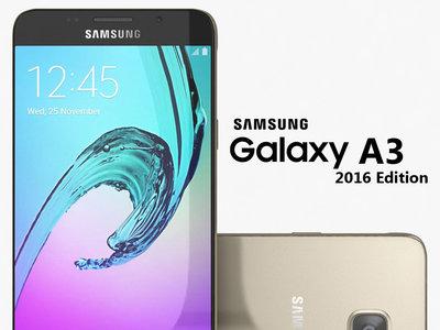 Samsung Galaxy A3 (2016) por 179 euros y envío gratis en eBay