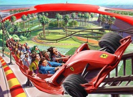 Ferrari World abrirá sus puertas el próximo 28 de octubre